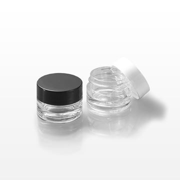 Picture of 4 ml Jar with Threaded Cap and Liner