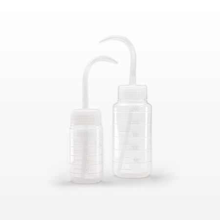 Picture of Wide-Mouth Wash Bottle with Curved Dispensing Tip