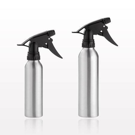 Picture of Aluminum Bottle with Trigger Sprayer