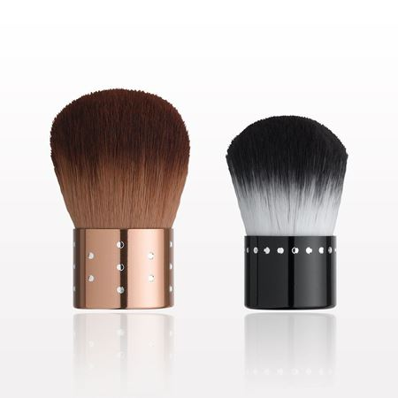 Picture of Kabuki Brush with Glimmering Handle