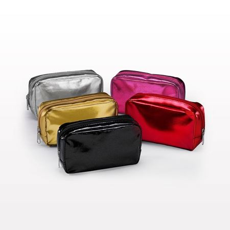 """Picture of """"Precious Metals"""" Cosmetic Bag"""