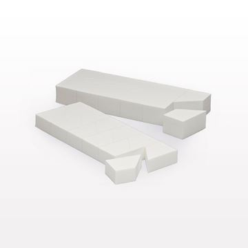 Picture of 12-Piece Trapezoid Shaped Sponge Block