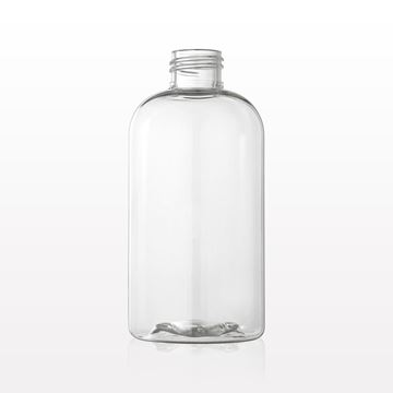 Picture of Boston Round Bottle, Clear