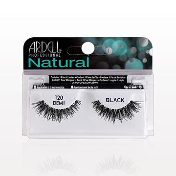 Ardell® Professional Natural Demi 120, Black - 513417