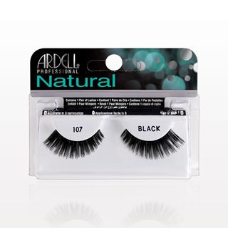 Picture of Ardell® Professional Natural 107, Black