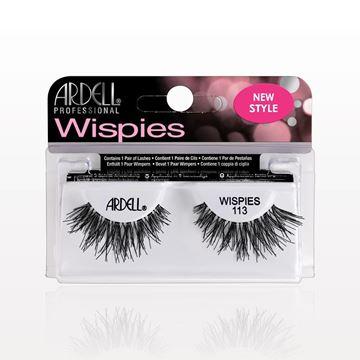 Ardell® Professional Wispies, Wispies 113, Black - 513540