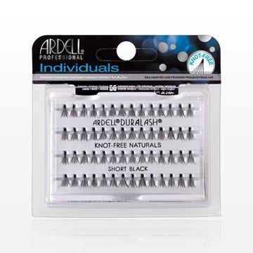 Ardell® Professional Individuals Duralash® Knot-Free Short Naturals, Black - 513544