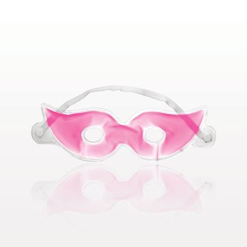 Picture of Masquerade Gel Eye Mask, Pink