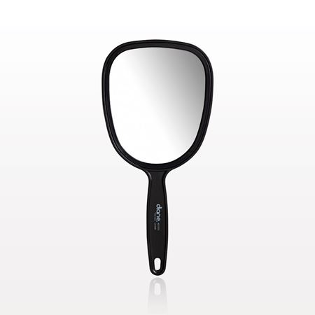 Picture of Diane® Hand Held Mirror, Black