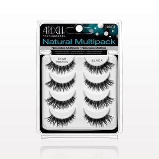 Picture of Ardell® Professional Natural Multipack Demi Wispies, Black