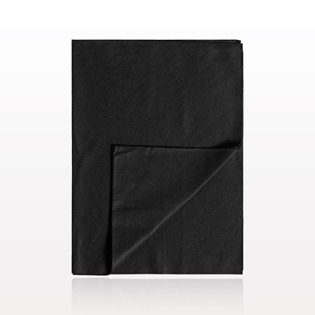 Picture of Partex™ Disposable Towel, Black