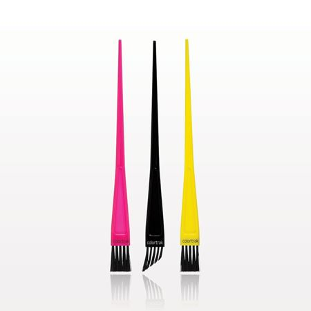 Picture of Colortrak™ Tools 3-Pack of Ultra Precision Color Brushes, Multi-Color