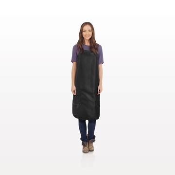 Picture of Betty Dain Luminous Stylist Apron, Black