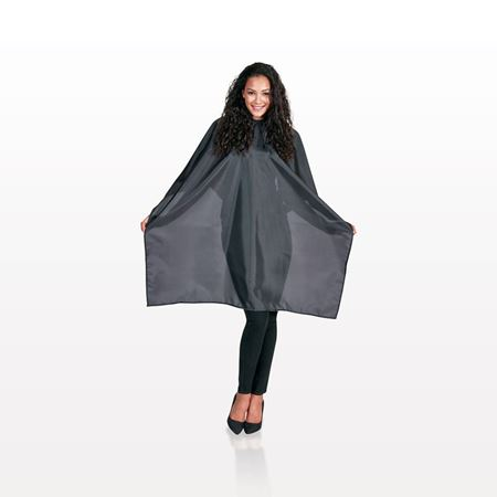 Picture of Betty Dain Whisper Styling Cape, Black