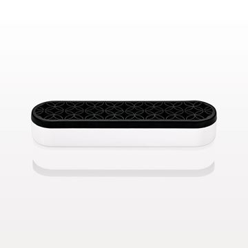 Picture of Beauty Tool Organizer, Black and White