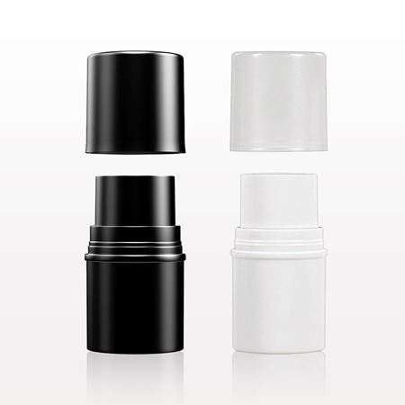 Picture of Round Twist-Up Makeup Stick Container