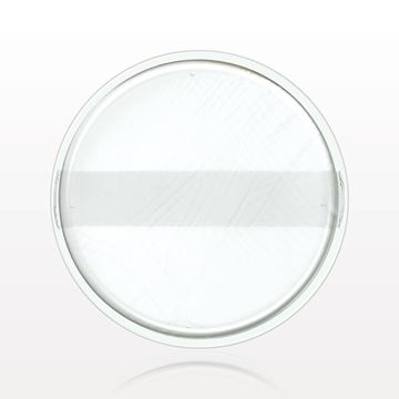 Picture of Round Silicone Applicator with Ribbon, Clear