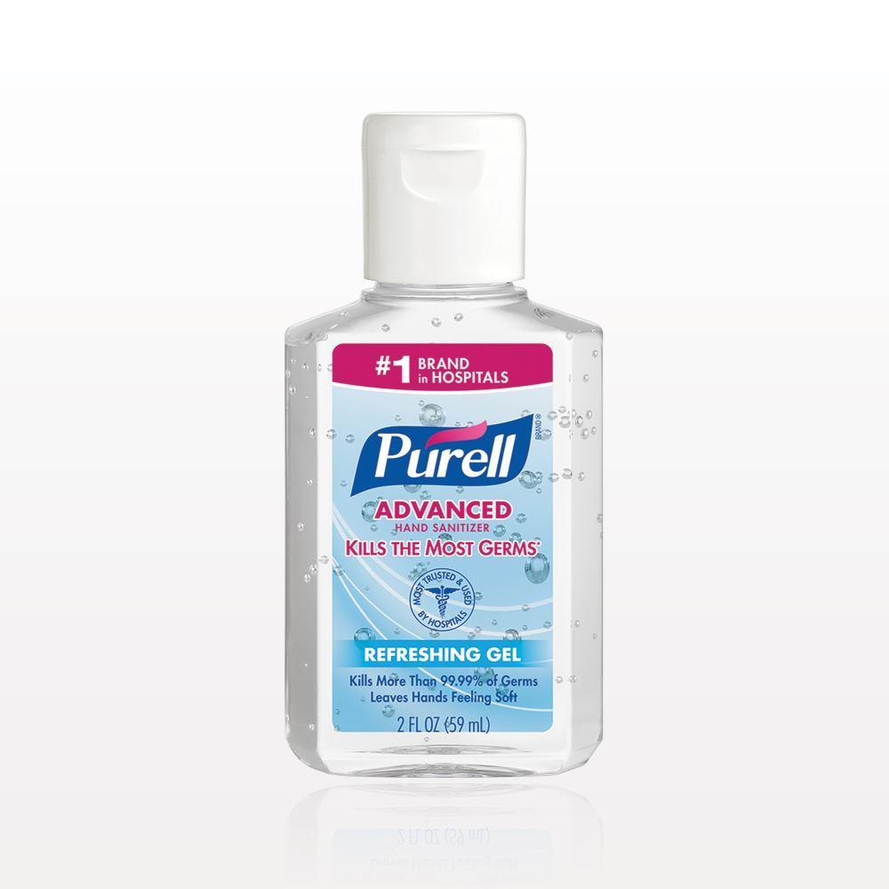 qosmedix purell advanced instant hand sanitizer