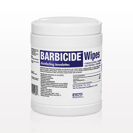 Picture of Barbicide® Wipes Disinfecting Towelettes