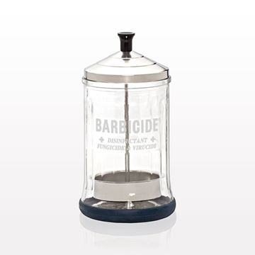 Picture of Midsize Barbicide® Disinfectant Jar