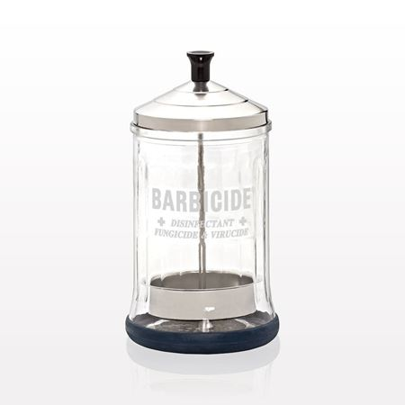 Midsize Barbicide® Disinfectant Jar
