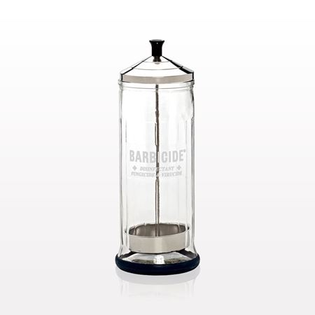 Picture of Large Barbicide® Disinfectant Jar