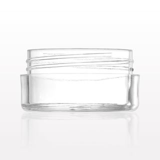 Picture of Stackable Base Jar, Clear