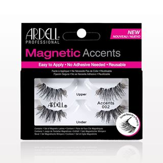 Picture of Ardell® Professional Magnetic Lash Accents, 002, Black