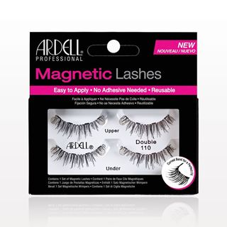 Picture of Ardell® Professional Magnetic Lashes, Double 110, Black
