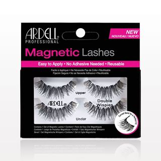 Picture of Ardell® Professional Magnetic Lashes, Double Wispies, Black