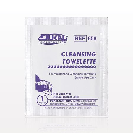 Picture of DUKAL™ Cleansing Towelette