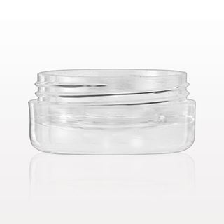 Picture of Double Wall Jar, Clear