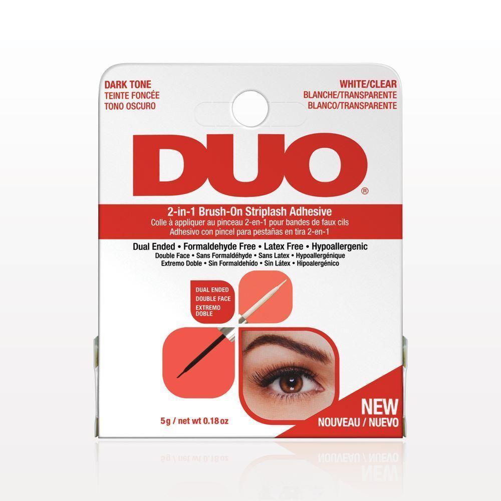780d56e167b Ardell Duo Individual Lash Adhesive Dark Walmart com Source · Picture of  DUO 2 in 1 Brush On Striplash Adhesive