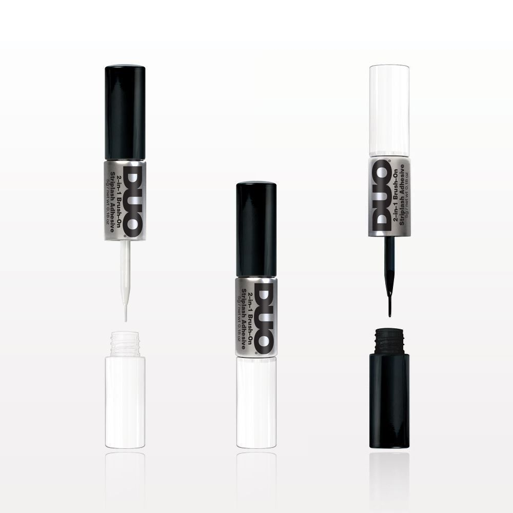 a71b76687e0 ... Picture of DUO® 2-in-1 Brush-On Striplash Adhesive ...
