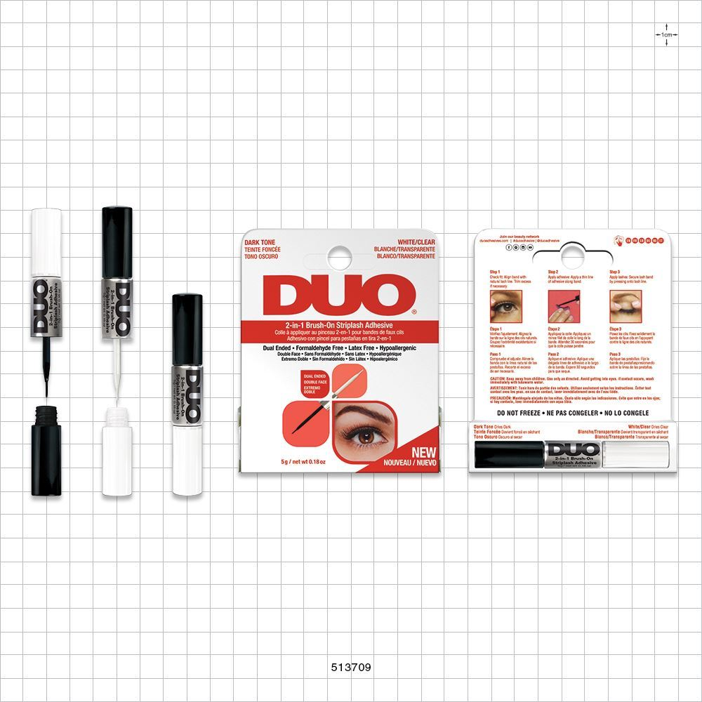 ded274d2690 ... Picture of DUO® 2-in-1 Brush-On Striplash Adhesive