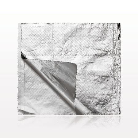 Colortrak™ Professional Haircoloring Pop-Up Foil Sheets, Silver - 599755