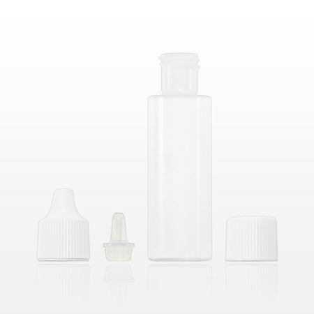 15 ml Cylinder Bottle, Dropper Tip Insert and Cap - 29707 - 29708 - 29709 - 29710