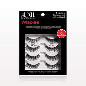 Ardell® Professional Demi Wispies with Invisiband®, Black -73092