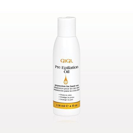 GiGi® Pre Epilation Oil - 43223
