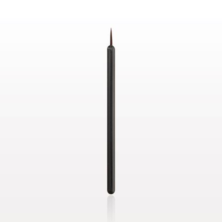 Fine Eyeliner Brush with Protective Cover - 31033