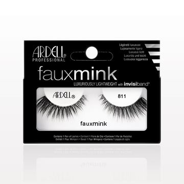 Ardell® Professional Faux Mink with Invisiband® 811, Black - 513422