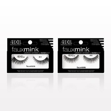 Ardell® Professional Faux Mink with Invisiband®, Black - 513422 - 513423