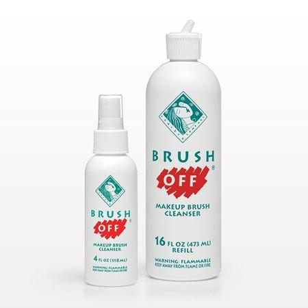 Brush Off® Makeup Brush Cleanser - 513712 - 513713