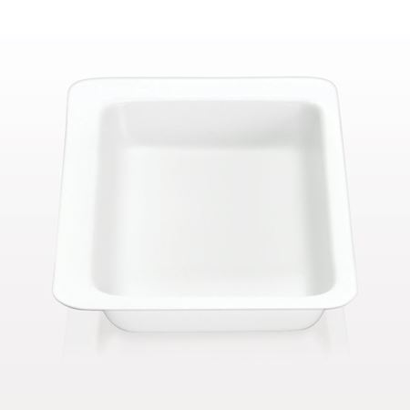 Balance Dish for Liquids or Powders, White - 89025