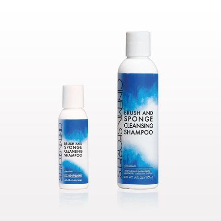 Cinema Secrets Brush and Sponge Cleansing Shampoo - 513795 - 513796