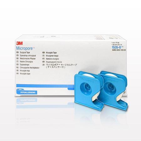 3M Nexcare™ Micropore™ Tape, White - 96706