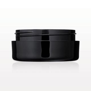 Single Threaded Stackable Base Jar, Black - 30075