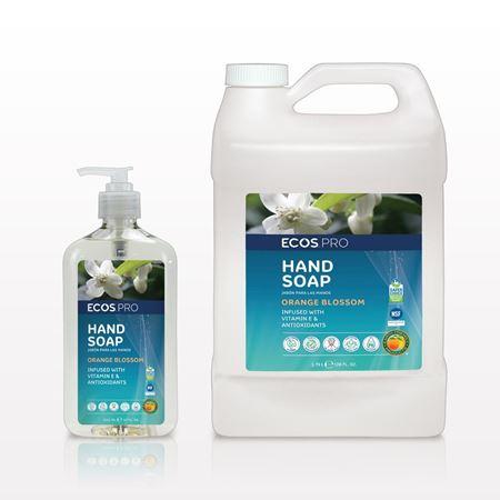 ECOS® PRO Earth Friendly Hand Soap, Orange Blossom - 90647 - 90648