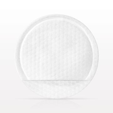 Round Textured Cleansing Pad with Pocket - 96658