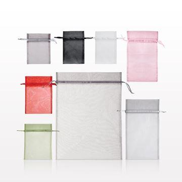 Organza Drawstring Bags - 599935 - 599936 - 599937 - 599940 - 599941 - 599944  -599947 - 599954